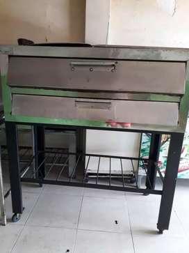 Se vende horno para pizzeria