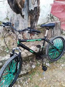 Bicicleta número 24