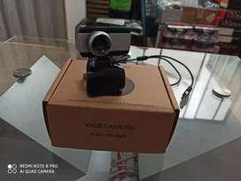 Web Camera Full HD 480P