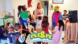 FIESTAS INFANTILES/TITERES/BABY SHOWER/BAUTIZOS/JUEGOS AL AIRE LIBRE/50 AÑOS/PERSONAJES/PIÑATERIA/GLOBOFLEXIA