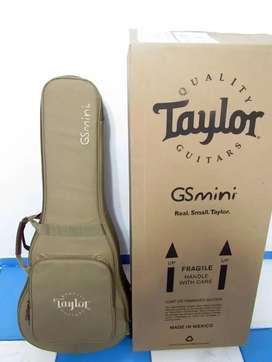 Guitarra Taylor GS mini E Ovangkol Limited Edition