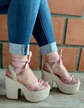Sandalias para dama tallas 35 a 43