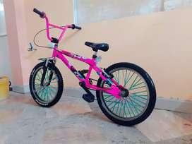 Vendo bicicleta toten en perfecto estado