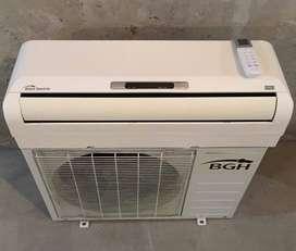 aire acondicionado BGH 2500 frio calor