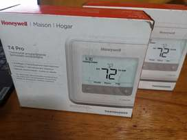 Termostato Programable Honeywell Th4110u2005 T4 Pro