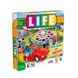Juego De Mesa Game Of Life El Juego De La Vid