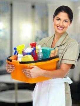 Solicito empleada domestica interna