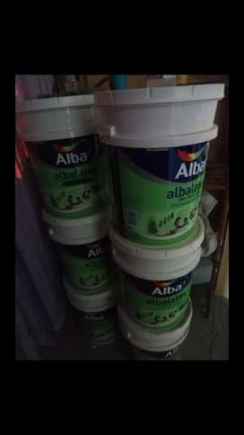 Liquido 6 latas d latex x 20 lts