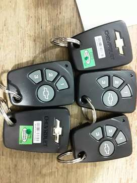Controles chevy star