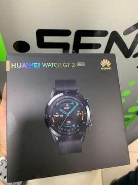 Huawei watch gt2 nuevos garantía 1 año Huawei somos tienda física Pereira