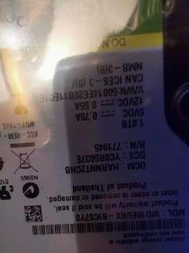 disco duro 1tb sellado nuevo