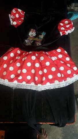 Se Vende Disfraz para Niña de 5 Años