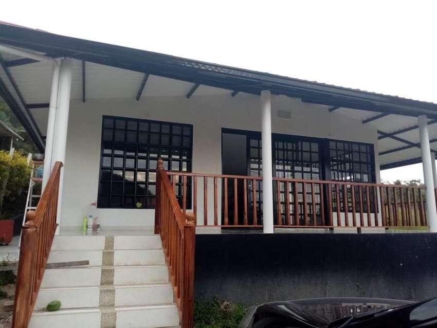 GANGAZOO¡¡¡vendo hermosa casa quinta en fusagasugá vía arbeláez para estrenar 0