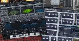 instrumentos vst plugins + software produccion