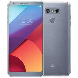 Vendo LG G6 thinQ liberado