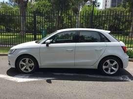 Audi A1 1.4 T Sportback-5 puertas 2016 22,000Km