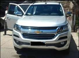 Vendo Chevrolet Trailblazer 2017, 4x4 aut. 7/asientos, impecable