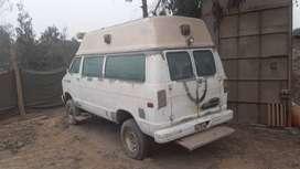 Dodge Mini Van 350 del 86