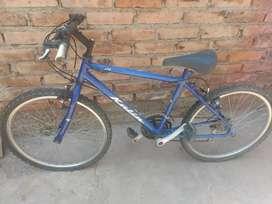 Vendo bicicleta $2000 rodado 24