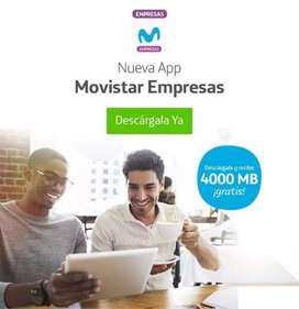 Plan de 20 dólares Movistar