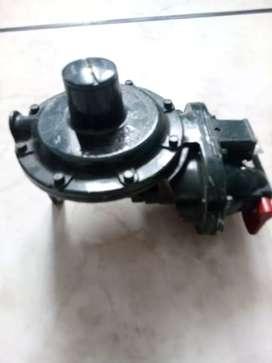 Regulador gas multiple