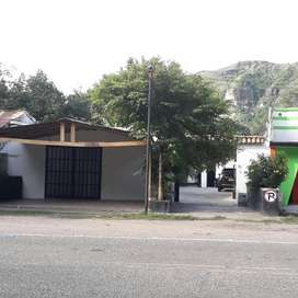 Se vende o permuta y tambien arriendo hostal en Honda Tolima