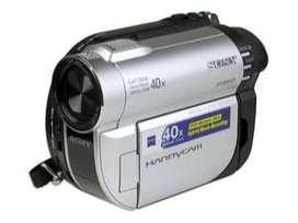 Cámara de Video Sony, Zoom Óptico 40x