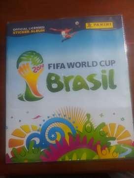 Álbum Mundial Brasil 2014