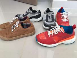 Zapatos marca europea ZARA tll 30-31