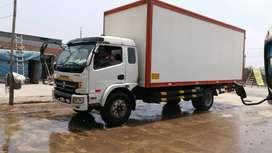 Camion Furgon de 5TN  Dongfeng