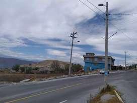 VENTA DE TERRENO MITAD DEL MUNDO SECTOR CENTRO DE TANLAHUA FACILIDAD DE PAGO