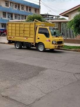 Camión kia k2700 de dos toneladas