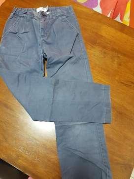 Pantalon Azul talle 8