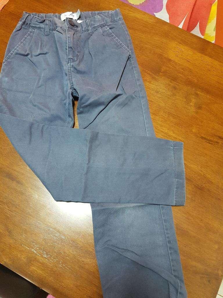 Pantalon Azul de Uniforme 0