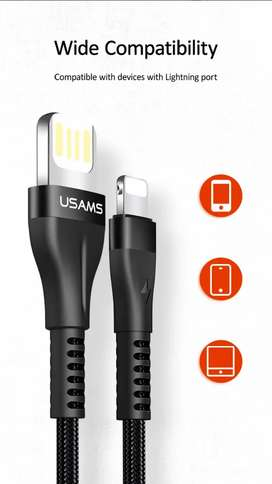 Cable para iPhone Lightning