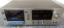 Casetera Deck cassette Akai