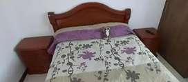 Alcoba en Cedro + colchón