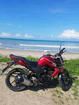Yamaha Fz16 153 Roja
