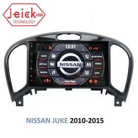 """Nueva Radio Nissan Juke 2010 - 2011 - 2012 - 2013 - 2014 - 2015 Android 9"""""""
