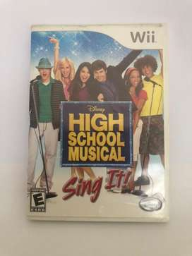 High School Musical - Wii