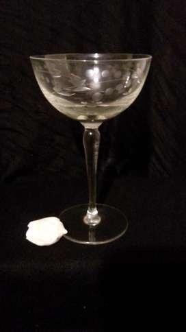 Copas Cristal Tallado
