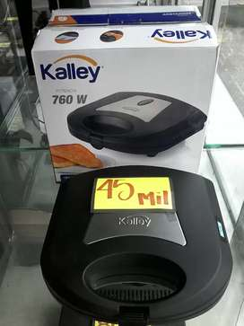 Vendo sanduchera KALLEY
