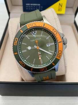 Reloj Nautica NAPABS023 Para Caballero