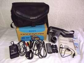 Filmadora Sony Handycam Dcr-dvd403 Ntsc (mini Dvd)
