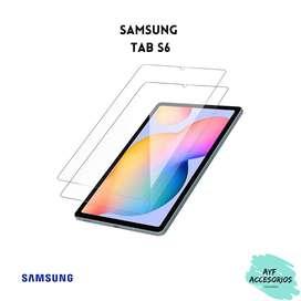 Vidrio Protector para Samsung TAB S6