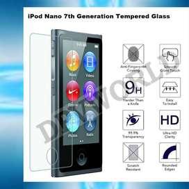 Mica Ipod Nano 7 Vidrio Templado Mica Hd Ipod Nano 7 Vidrio