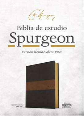 Biblia de Estudio Spurgeon
