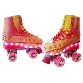 PATINES SOY LUNA CON LUCES BLUETOOTH