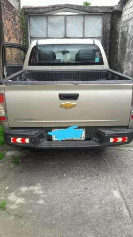 Vendo camioneta chevrolet dmax