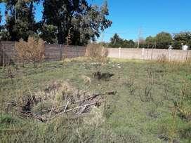 Se vende terreno en Pilar
